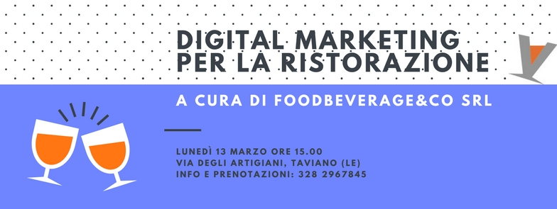 digital marketing per la ristorazione - Copia