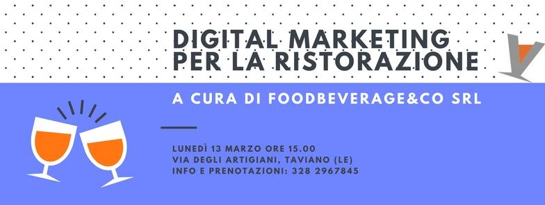 digital marketing per la ristorazione - Copia